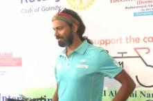 This Chennai Man is Cycling to Germany to Create Awareness About Human Trafficking