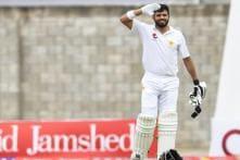 Azhar Ali Becomes Eight Pakistani Batsman to Score 5,000 Test Runs