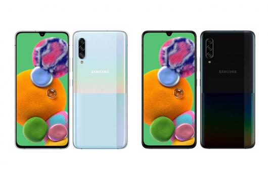 Samsung Galaxy A90 5G With Snapdragon 855, 48-Megapixel Camera Launched