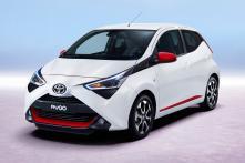Toyota Aygo Facelift Unveiled Ahead of Geneva Motor Show
