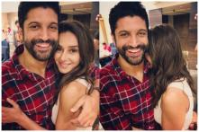 Farhan Akhtar, Shibani Dandekar Pack on Some PDA, Here's Why PDA is Healthy in a Relationship