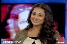 Newsmaker of the Day: Vidya Balan