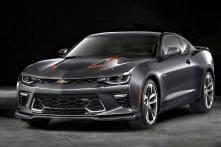 Chevrolet Celebrates 50th Anniversary, Unveils Special Edition Camaro SS