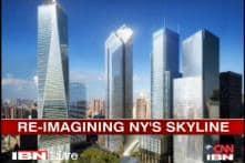 9/11: Reimagining the NY skyline, rebuilding WTC