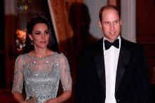 British Royals Prince William and Kate Visit Paris as Brexit Looms