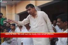 Congress candidate Imran Masood who threatened to kill Modi gets bail