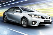 2014 Toyota Corolla Altis bookings open in India