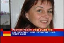 German professor rejects Indian intern due to 'rape problem'