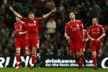 Liverpool edge City in League Cup SF first leg