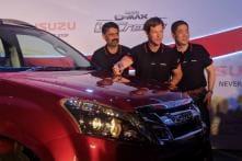 Jonty Rhodes Announced as Isuzu Motors Brand Ambassador in India