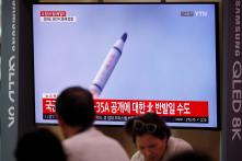 Days Before Anti-Nuke Talks with US, North Korea Fires Ballistic Missile, Possibly from Submarine