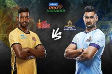 Pro Kabaddi 2019 HIGHLIGHTS, Telugu Titans vs Tamil Thalaivas in Bengaluru: Telugu Beat Tamil 35-30