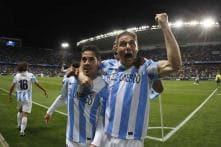 Malaga seal quarters berth beating FC Porto 2-0 in second leg