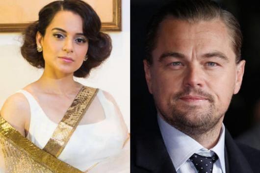 Kangana Hails Environmental Champion DiCaprio, Slams Bollywood for Just Being 'Social Media Activists'