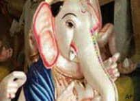 Lord Ganesha appears on Bihar tree