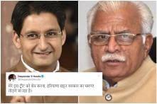 Haryana Election Results 2019: Did Congress' Deepender S Hooda Predict Cliffhanger a Week Ago?