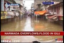 Rains wreak havoc in Gujarat; over 9,000 evacuated from Bharuch