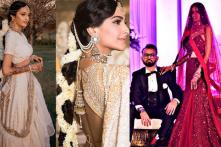 This Bride Recreated Deepika Padukone and Sonam Kapoor's Wedding Looks and We Are Impressed