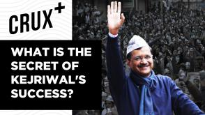 How Kejriwal Steered AAP To Come Back To Power In Delhi | Crux+