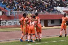 I-League: Katsumi Brace Helps Neroca End Churchill's Unbeaten Run