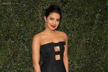 Look of the day: Priyanka Chopra slips into a vintage Lanvin LBD at Chanel/Charles Finch pre-Oscar dinner