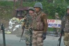 Security Forces Kill Four LeT, Hizbul Militants in Anantnag District of Jammu & Kashmir