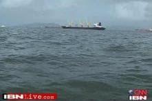 In pics: Disastrous oil spill off Mumbai coast