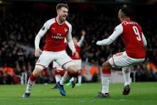 Nerveless Arsenal Hammer CSKA to Move Towards Europa League Semis, Atletico Win
