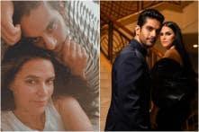 Neha Dhupia Shares Adorable Selfie with Husband Angad Bedi, Gives Major Couple Goals