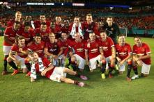 Manchester United beat Liverpool to win International Champions Cup