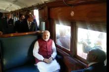 Narendra Modi Returns Home After Four-nation Africa Tour