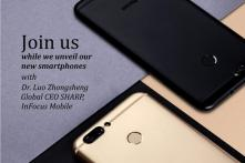 InFocus to Dual-lens Camera Smartphone on September 13