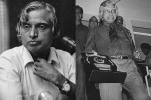 APJ Abdul Kalam Birth Anniversary: 25 Rare Photos You Must See