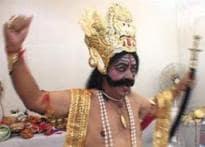 A tribe that worships Ravana on Holi
