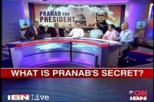 Is Pranab Mukherjee the best man for the President's post?