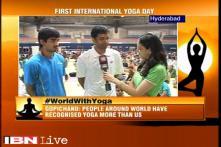 Watch: Pullela Gopichand on the benefits of Yoga