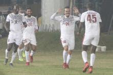 I-League 2019-20: Daniel Cyrus' Strike Hand Mohun Bagan 1-0 Win Over Indian Arrows
