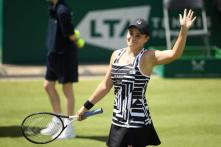 Ashleigh Barty Reaches Birmingham Final to Boost World Number One Bid