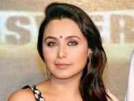 Rani Mukerji plays journo again in 'Bombay Talkies'