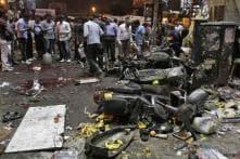 Hyderabad blasts: TDP demands CM Reddy's resignation