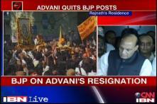 RSS had no role in Modi's elevation: Rajnath