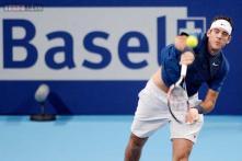 Del Potro beats Mathieu in Swiss Indoors semis