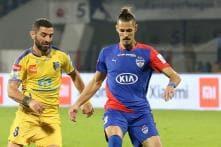 ISL: Bengaluru FC Fight Back to Salvage Draw Against Kerala Blasters