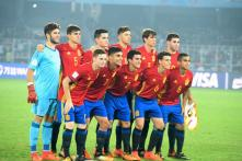 FIFA U-17 World Cup: Spain Coach Santiago Denia Praises Effort Put in By His Players