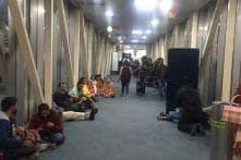 IndiGo Passengers Stuck in Aerobridge for 8 Hours, Airline Blames Bad Weather for Delay