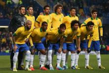Brazil slip down to No.22 in FIFA rankings