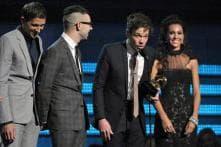 Grammy Awards 2013 Tweet: Fun wins best new artist