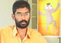 <I>Hanuman</I> beware! <I>Kittu</I> is here