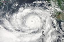 Cyclone Phailin claims four lives in Jharkhand