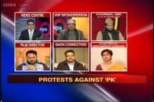 Hindu outfits up in arms: Is Aamir Khan's 'PK' anti-hindu?